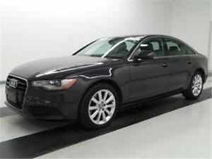 2014 Audi A6  AWD! ONLY 17,017 MILES!