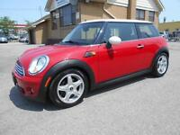2008 MINI Cooper 1.6L 6Speed Leather Panoramic Sunroof ONLY 97Km