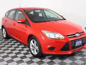 2014 Ford Focus SE, Heated Seats, No Accidents, Low Mileage