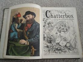 Chatterbox Album published 1880