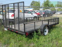 6.5'x11.5' bed size trailer sale-Good condition