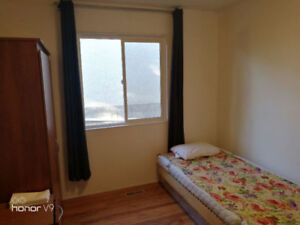 Furnished Room, Utilities Included at South location for Rent