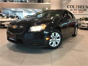 2014 Chevrolet Cruze LT-AUTOMATIC-REAR CAM-ONLY 46KM