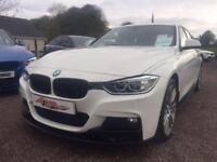 2014 BMW 3 SERIES 2.0 320D M SPORT 4D 181 BHP DIESEL