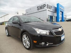 2014 Chevrolet Cruze RS, Turbocharged 1.4L 4Cyl - Pioneer Sound