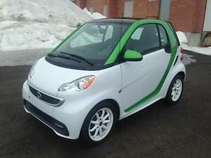 Smart fortwo electric drive  2013 **navigation**