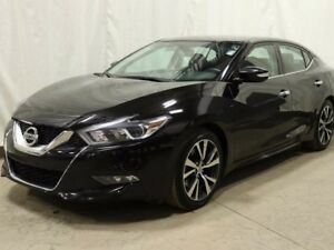 2017 Nissan Maxima SV 4dr Sedan w/ Leather, Navigation, Around-v