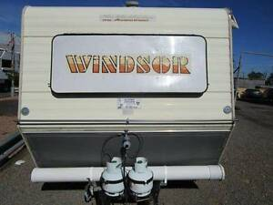 WINDSOR WINDCHEATER 1986 Hexham Newcastle Area Preview