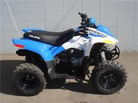 2015 Polaris Phoenix 200 Blue/white