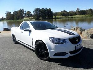 2015 Holden Ute VF MY15 White 6 Speed Automatic Utility Belconnen Belconnen Area Preview
