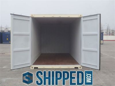 New 20ft Shipping Container - We Deliver - Secure Home Storage In Cincinnati Oh