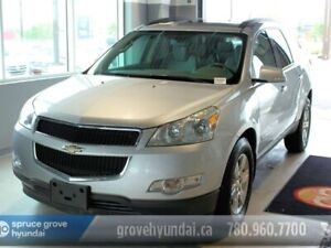 2010 Chevrolet Traverse 2LT - LEATHER CAPTAINS, DVD LOADED V6