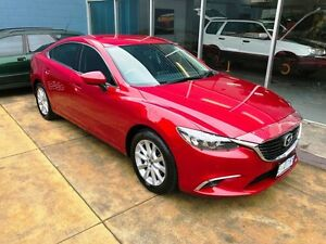 2014 Mazda 6 6C MY14 Upgrade Touring Soul Red 6 Speed Automatic Sedan Hobart CBD Hobart City Preview