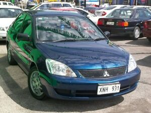 2007 Mitsubishi Lancer CH MY07 ES 5 Speed Manual Sedan Nailsworth Prospect Area Preview
