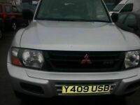MITSUBISHI SHOGUN 3.2DID AUTOMATIC LEATHER 7 SEATER