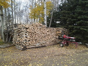 FULL CORD of firewood, not a face cord. 128 cubic ft,  full cord