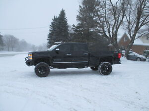 2014 Chevrolet Silverado 1500 ltz Pickup Truck