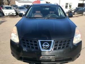 2008 Nissan Rogue Sl,PW,PL,AC,SUNROOF,4X4,ALLOY,CERT-ETEST