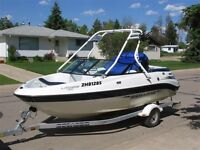 Sea Doo Utopia 4 sale complete with water toys
