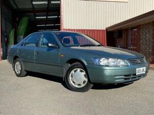 1999 Toyota Camry MCV20R CSi Green 4 Speed Automatic Sedan Mawson Lakes Salisbury Area Preview
