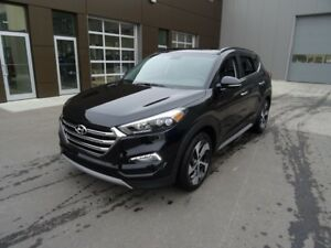 2017 Hyundai Tucson AWD LIMITED TURBO