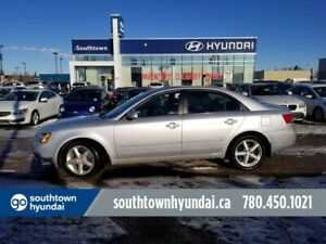 2007 Hyundai Sonata GLS/ HEATED SEATS/ LEATHER/ SUNROOF