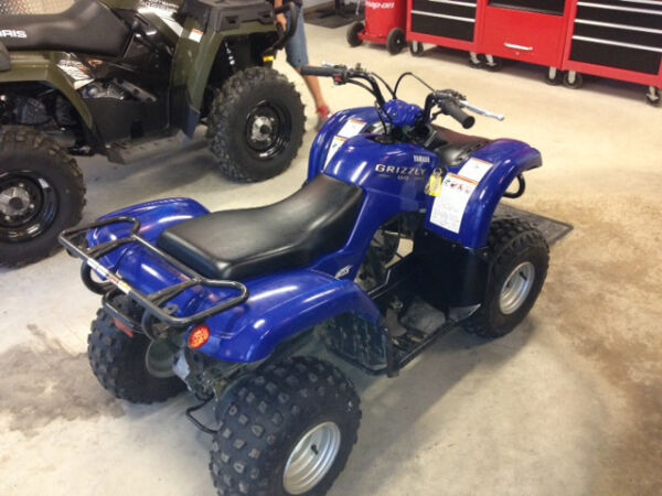 Yamaha grizzly 80 for sale canada for Yamaha grizzly 80