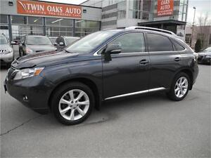 2011 Lexus RX 350 TOURING-NAVI-REAR V/CAM- LOADED!