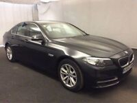 BMW 5 SERIES 2.0 520D SE 4d AUTO 188 BHP + TOP SPEC WITH ALL THE EXTRAS (grey) 2015