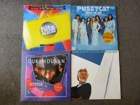 Rare Collection of Vinyl LP Records
