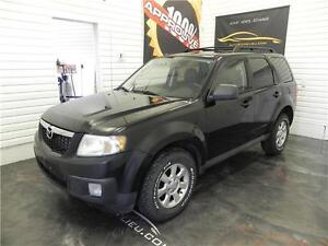 2009 MAZDA TRIBUTE GS V6 4X4 (AWD) TOIT,CUIR,MAGS,