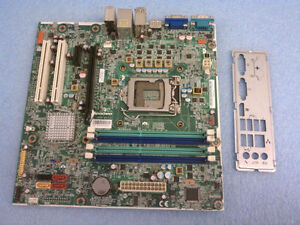 Intel LGA1155 Motherboard Core i7/i5/i3 SATA PCI-E Like New Item