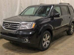 2015 Honda Pilot Touring w/ DVD, Navigation, Leather
