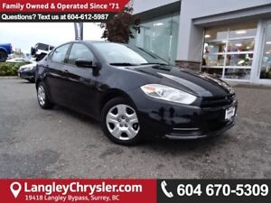 2015 Dodge Dart SE *ACCIDENT FREE*ONE OWNER*LOCAL BC CAR*