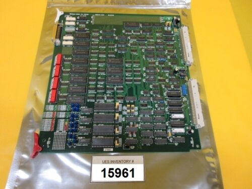 Nikon 4s018-143 Relay Control Card Pcb Wl3io3 Nsr-s202a System Used Working