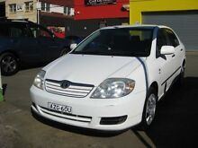2006 Toyota Corolla Ascent White  Sedan Camden Camden Area Preview