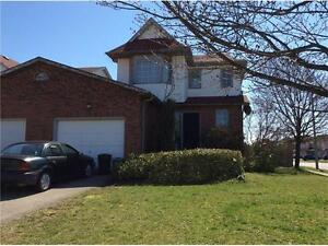 Newly Updated Link Detached Corner House for rent in Thorold