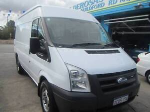 2008 Ford Transit Hi Roof MWB Diesel 6 speed Van Mount Lawley Stirling Area Preview