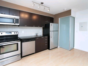 Toronto Downtown 2 Bed Condo For Rent