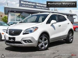 2014 BUICK ENCORE CXL AWD |LEATHER|ROOF|WARRANTY|REMOTESTART