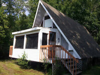 Waterfront cottage. PRICE REDUCED