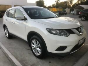2016 Nissan X-Trail T32 ST X-tronic 2WD White 7 Speed Constant Variable Wagon Aspley Brisbane North East Preview