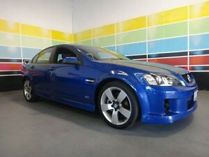 2006 Holden Commodore VE SS-V Blue 8 Speed Automatic Sedan Wangara Wanneroo Area Preview