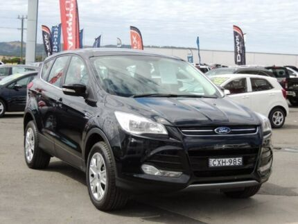 2014 Ford Kuga Ambiente Ambiente Panther Black Sports Automatic Wagon
