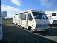 1989 CHEV 454 MOTORHOME, CERTIFIED AND E TESTED! $7495!!