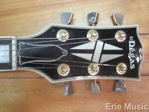 El Degas and JV Squier Guitars