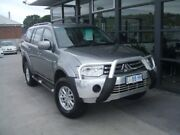 2014 Mitsubishi Challenger PC (KH) MY14 Grey 5 Speed Sports Automatic Wagon Invermay Launceston Area Preview