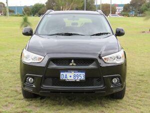 2010 Mitsubishi ASX XA (4WD) Black Continuous Variable Wagon Hillman Rockingham Area Preview