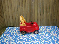 Little tike Red/yellow car