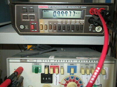 Multimeter 5.5 Digit Labview Supported Tested Keithley 197 Gpib 4 Wire Ohms Db